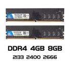 VEINEDA ddr4 8 gb PC компьютер RAM 4GB 8GB 4G 8G память ddr 4 PC4 2133 2400 2666Mhz настольная DDR4 материнская плата Memoria 288-pin