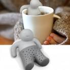 78.24 руб. 40% СКИДКА|Листовой чай для заваривания Mr little man Чайный фильтр силиконовые чайные пакетики чайное устройство 1 шт./лот B023 1-in Принадлежности для чаепития from Дом и сад on Aliexpress.com | Alibaba Group