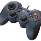 Купить Геймпад Logitech G Gamepad F310 черный/синий по низкой цене с доставкой из маркетплейса Беру
