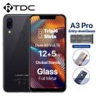 7252.84 руб. |UMIDIGI A3 Pro Android 8,1 5,7 ''HD 19:9 полный Экран 3 GB 32 GB 4 ядра Face Unlock 3300 mAh 12MP + 5MP двойной 4G OTG Мобильный телефон купить на AliExpress