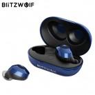 2143.35 руб. 44% СКИДКА|Blitzwolf FYE5 Bluetooth 5,0 Беспроводной настоящий наушник наушники вкладыши TWS с спортивные наушники 10 м соединительный стерео наушники IPX6 Водонепроницаемый цвет синий, черный; большие размеры купить на AliExpress