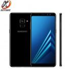 20931.77 руб. |Фирменная Новинка samsung Galaxy A8 2018 A530F DS мобильный телефон 5,6