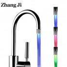 US $2.09 40% OFF|Ev Dekorasyonu'ten Havalandırıcı'de Zhang Ji LED Musluk Işık Dokunun Memesi RGB Renk Yanıp Sönen Sıcaklık Musluk Havalandırıcı Su Tasarrufu Mutfak Banyo Aksesuarları Aliexpress.com'da | Alibaba Grup