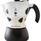 Купить Кофеварка Bialetti Mukka Express (2 чашки) белый/черный по низкой цене с доставкой из маркетплейса Беру