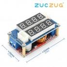 223.53 руб. |2 в 1 XL4015 5A Регулируемая мощность CC/CV понижающий заряд Модуль светодиодный драйвер Вольтметр Амперметр постоянный ток постоянное напряжение-in Интегральные схемы from Электронные компоненты и принадлежности on Aliexpress.com | Alibaba Group