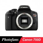 € 478.8 |Canon 750D/rebeldes T6i DSLR cámara 24,2 MP 3,0