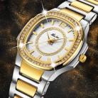 950.12 руб. 91% СКИДКА|Женские часы женские модные часы 2019 Geneva дизайнерские женские часы люксовый бренд бриллиантовые кварцевые золотые наручные часы для женщин-in Женские часы from Ручные часы on Aliexpress.com | Alibaba Group