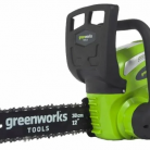 Greenworks G40CS30K2