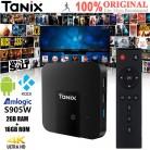 2366.1 руб. |Tanix TX3 Mini 4 K tv Box (Android 7,1, S905W четырехъядерный процессор, Mali 450 GPU, 2G/16G, 2,4 ГГц WiFi, 100 Мбит/с, H.256 4 K 3D, HDMI 2,0)-in ТВ-приставки from Бытовая электроника on Aliexpress.com | Alibaba Group