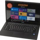 Ноутбук DIGMA EVE 1401, черный/серебристый