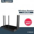 7839.85 руб. |Comfast 1750 Мбит/с wifi маршрутизатор с ОС OpenWRT двухдиапазонный 5 г + 2,4 г Wi Fi 802.11AC 6 PA + 6 wifi wifi усилитель Wi Fi CF WR650AC-in Беспроводные маршрутизаторы from Компьютер и офис on Aliexpress.com | Alibaba Group