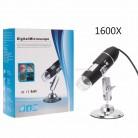 755.46руб. 24% СКИДКА 1600X USB цифровой микроскоп камера эндоскоп 8LED Лупа с металлической подставкой J21 19 Прямая поставка-in Микроскопы from Инструменты on AliExpress - 11.11_Double 11_Singles' Day