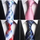 170.74 руб. 71% СКИДКА|Gusleson Классические 100% шелковые мужские галстуки новый дизайн шеи галстуки 8 см клетчатые и полосатые галстуки для мужской формальный деловой свадебной вечеринки Gravatas-in Мужские галстуки и носовые платки from Одежда аксессуары on Aliexpress.com | Alibaba Group