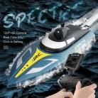 4006.57 руб. 16% СКИДКА|JJRC S4 2,4 г 25 км/ч RC удаленного Управление лодки игрушка 720P HD Камера WI FI FPV приложение Управление сильнее W/водяного охлаждения Системы катере купить на AliExpress