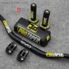 "1 1/8"" Fat Bar 28MM Handlebars+Grips+Bar Clamps+Bar Pad Motorcycle MX Motocross Pit Dirt Bike for KTM EXC CRF YZF250 KLX RMZ"