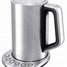 Купить Чайник электрический KITFORT КТ-621, серебристый в интернет-магазине СИТИЛИНК, цена на Чайник электрический KITFORT КТ-621, серебристый (1025701) - Москва