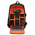 Водостойкий функциональный рюкзак DSLR камера видео сумка ж/дождевик SLR штатив чехол PE мягкий для фотографа Canon Nikon купить на AliExpress