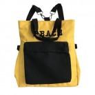 Новый модный рюкзак, холщовый рюкзак для мужчин, Mochila Escolar, школьные сумки для девочек, рюкзак для подростков, женская сумка на плечо с молние...