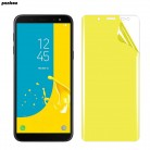 Hydrogel Film For Samsung J4 J6 Plus J8 2018 Nano film Explosion-proof Full Coverage cover for galaxy J4+ J6+ Screen Protector