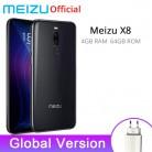 11192.31 руб. 12% СКИДКА|Meizu X8 4 Гб 64 Гб глобальная версия Смартфон Snapdragon 710 Восьмиядерный мобильный телефон спереди 20MP камера отпечатков пальцев-in Мобильные телефоны from Мобильные телефоны и телекоммуникации on Aliexpress.com | Alibaba Group