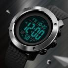 884.51 руб. 40% СКИДКА|SKMEI Топ Роскошные спортивные часы для светодио дный мужчин водостойкий светодиодный цифровые часы модные повседневное для мужчин наручные часы... купить на AliExpress
