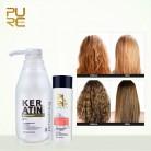 US $16.45 50% OFF|PURC 8% formalin keratin Brazil Keratin Treatment 100ml purifying shampoo hair care make hair straightening smoothing shinning-in Hair & Scalp Treatments from Beauty & Health on Aliexpress.com | Alibaba Group