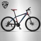 28670.3 руб. 51% СКИДКА|LAUXJACK горный велосипед алюминиевая рама 24/27 скорость Shimano механические дисковые тормоза 26