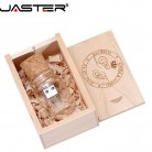 US $1.94 48% OFF|JASTER promotion laser engraving 64GB External Storage drifting bottle usb+box usb 2.0 32GB 16GB 8GB 4GB thumb drive-in USB Flash Drives from Computer & Office on Aliexpress.com | Alibaba Group