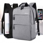 Unisex Travel Casual Usb Charger Laptop Bag Smart Usb Port Backpack - Buy Usb Port Backpack,Smart Usb Backpack,Laptop Backpack Usb Charger Product on Alibaba.com