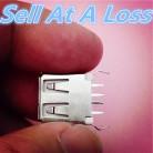55.23 руб. 5% СКИДКА|10 шт. G55 USB 2,0 4Pin в Тип гнездо разъема вьющиеся рот изогнутый наконечник для передача данных Зарядка продажа в убыток, Соединенные Штаты Америки-in Соединители from Товары для дома on Aliexpress.com | Alibaba Group