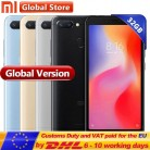US $104.99 |Global Version Xiaomi Redmi 6 3GB 32GB Mobile Phone  P22 Octa Core 5.45