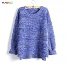 US $19.98 |Fashion Autumn Winter Sweater Womans Pullover 2018 O Neck Casual Femme Pull Knitted Women Sweaters-in Pullovers from Women's Clothing on Aliexpress.com | Alibaba Group