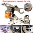 US $7.2 35% OFF|Household Ruffler Presser Foot Low Shank Pleated Attachment Presser Foot Sewing Machine Accessories LBShipping-in Sewing Tools & Accessory from Home & Garden on Aliexpress.com | Alibaba Group