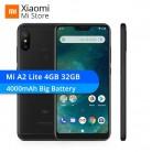 10661.8 руб. |Глобальная версия Xiaomi Mi A2 Lite 4 GB 32 GB мобильный телефон Snapdragon 625 4000 mAh 5,84