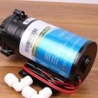 400 gpd мембранный насос 24v насос высокого давления, вакуумный части фильтра для воды система обратного осмоса