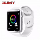 640.41 руб. 55% СКИДКА|Slimy A1 Bluetooth Смарт часы W8 для наручных часов Apple Watch с Камера 2G SIM TF слот для карты смарт часы телефон для андроид IPhone России T15-in Смарт-часы from Бытовая электроника on Aliexpress.com | Alibaba Group