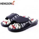 721.52 руб. 42% СКИДКА|Acupoint массажные тапочки сандалии для мужчин ноги китайский акупрессур Терапия Медицинская вращающаяся Массажная обувь для ног унисекс-in Тапочки from Туфли on Aliexpress.com | Alibaba Group