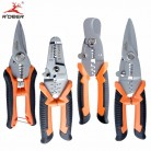"""RDEER 7 """"/8"""" Обжимные Щипцы для наращивания волос провода зачистки многофункциональные ножницы кабельный резак электрик Multi Tool купить на AliExpress"""
