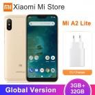 8743.17 руб. |Глобальная версия Xiaomi Mi A2 Lite 3 GB 32 GB мобильный телефон 4000 mAh аккумулятор Snapdragon 625 Octa Core 5,84