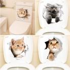 70.65 руб. 20% СКИДКА|3d наклейки Животные наклейки Рождество на сиденье унитаза для холодильника милые кошки наклейки на стену, окно Декор ванной наклейки-in Настенные наклейки from Дом и сад on Aliexpress.com | Alibaba Group