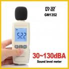 704.39 руб. 17% СКИДКА|RZ мини шумомеры децибеллометр logger Шум аудио детектор цифровой диагностический инструмент автомобильный микрофон GM1352 купить на AliExpress
