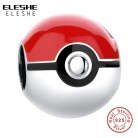 € 6.63 45% de réduction|ELESHE Réel 925 Sterling Argent Pikachu Elf Perle Pokemon Ash de Boule Fit Original Bracelet DIY Authentique Bijoux Accessoires dans Perles de Bijoux et Accessoires sur AliExpress.com | Alibaba Group