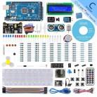 SunFounder Mega 2560 R3 Project Starter Kit for Arduino UNO R3 Mega2560 Mega328 Nano+26 Tutorials+LED+resistor+CD
