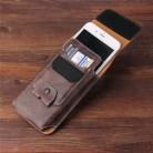 470.98 руб. 13% СКИДКА Универсальный кожаный чехол для сотового телефона, поясная упаковка, зажим для ремня, карман с отделением для карт Blackview BV5500 BV9600 Plus BV6800 BV9500 Pro-in Чехла для телефона from Мобильные телефоны и телекоммуникации on Aliexpress.com   Alibaba Group