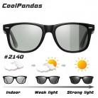 739.0 руб. 49% СКИДКА|CoolPandas для вождения поляризованные фотохромные солнцезащитные очки для мужчин Хамелеон очки для женщин солнцезащитные очки для водительские очки oculos de sol hombre купить на AliExpress