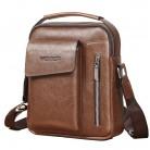 366.3 руб. 45% СКИДКА|MoneRffi новая сумка мессенджер для мужчин из искусственной кожи сумка на плечо мужская дорожная Повседневная маленькая Лоскутная мужская сумка через плечо Ретро дизайн сумки on Aliexpress.com | Alibaba Group