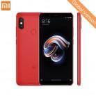 11773.83 руб. |Глобальная версия Xiaomi Redmi Note 5 4 GB 64 GB Android 8,1 мобильный телефон Snapdragon 636 Octa Core 5,99