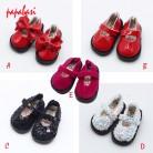 136.07 руб. 9% СКИДКА|1 пара обуви из искусственной кожи и ткани с бантом для BJD blyth 1/6 1/8 кукольная обувь сандалии Размер 3,2 см-in Куклы from Игрушки и хобби on Aliexpress.com | Alibaba Group