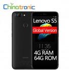 7888.51 руб. |Глобальная версия lenovo S5 4G Оперативная память 64G Встроенная память ZUI 4 аппарат не привязан к оператору сотовой связи 5,7