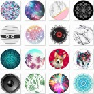 US $0.78 |Round Popsoket Expanding Stand and Grip Finger Ring Flexible Pocket Socket Gasbag Pipsocket Marble Popsocet for iPhone 8 7 X-in Phone Holders & Stands from Cellphones & Telecommunications on AliExpress